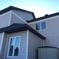 Ottawa Eavestrough soffit, fascia and siding in Gloucester