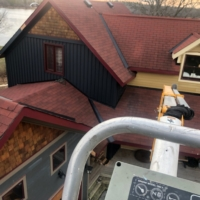 Ottawa Eavestrough soffit, fascia and roofing in Carp