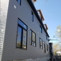 Ottawa Eavestrough Soffit, fascia and vinyl siding in Orleans