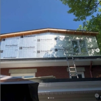 Ottawa Eavestrough Soffit, fascia, siding and insulation in Barrhaven
