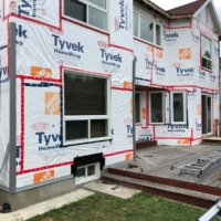Ottawa Eavestrough Soffit, fascia, siding and insulation in Nepean
