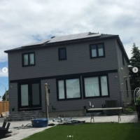 Ottawa Eavestrough soffit, fascia in Riverside South
